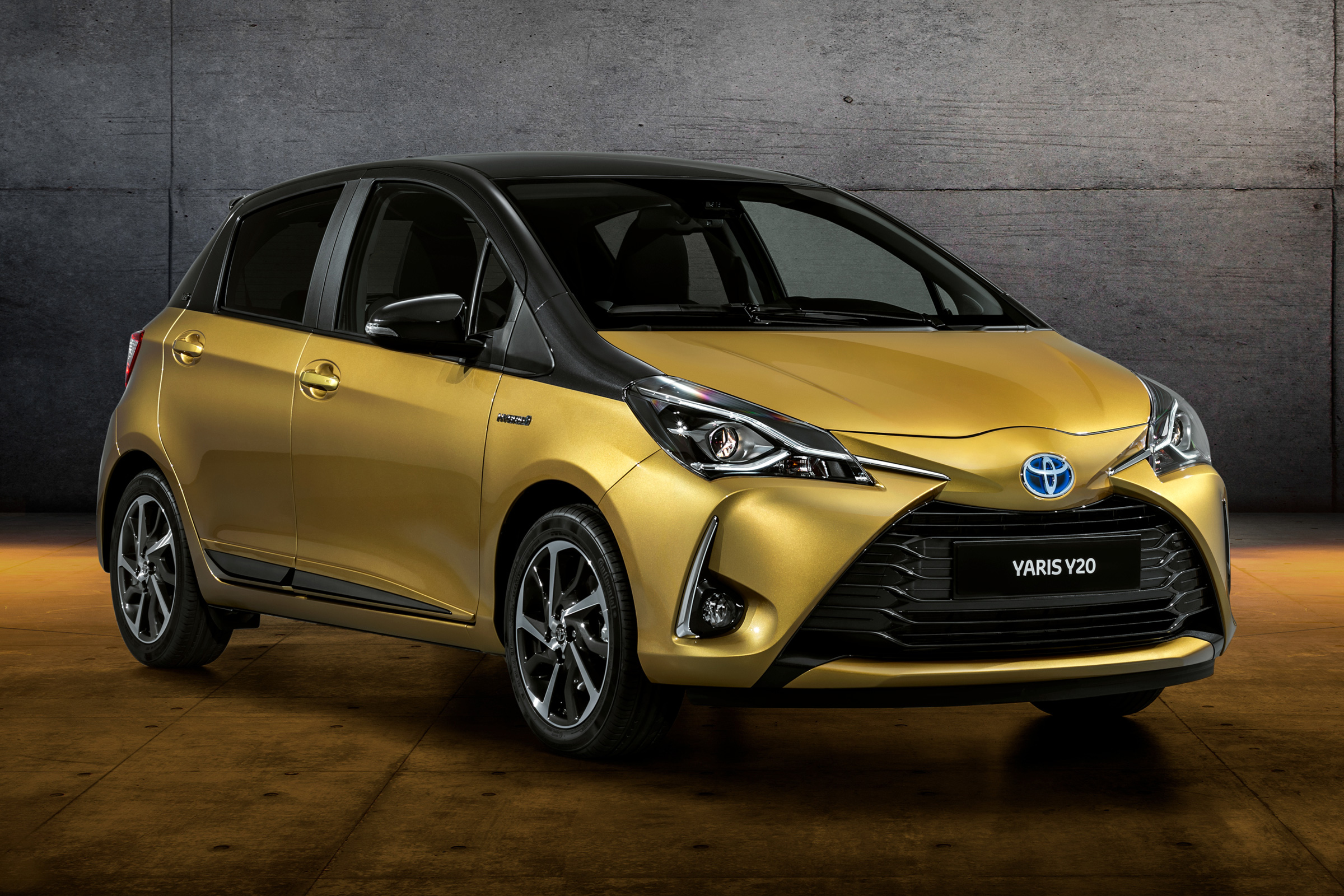 Upgrade to a Yaris Y20 Hybrid for Less with Finance*