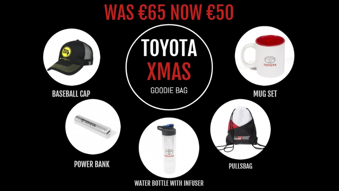 Toyota Christmas Deal