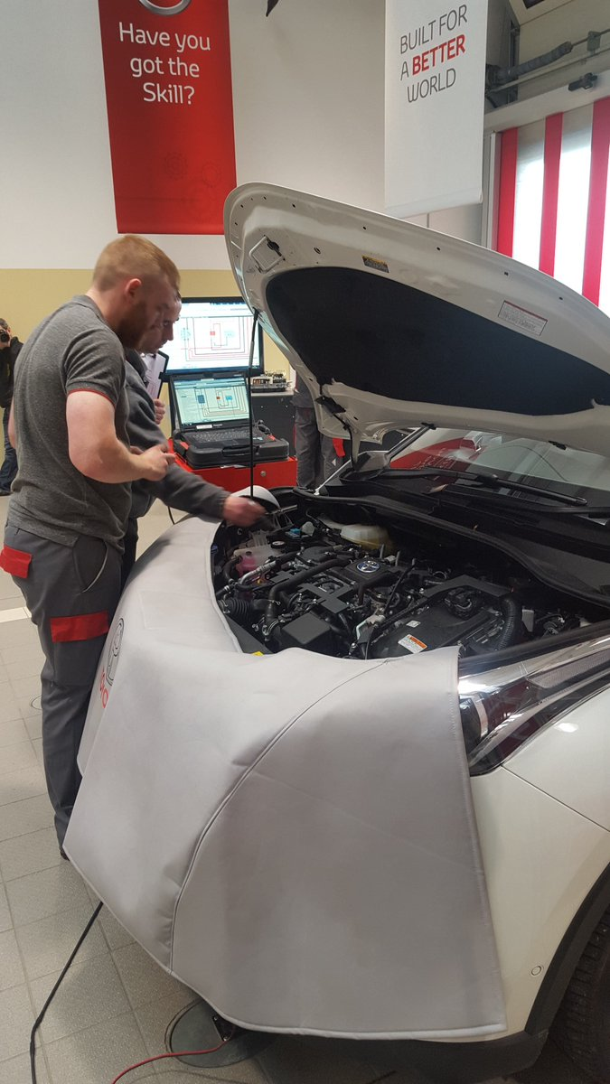 Trained and Experienced Technicians