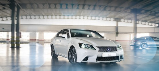 Are You Thinking of Changing to a Toyota Lexus? Explore the GS Range Today