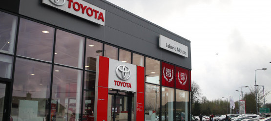 Toyota is Ireland's Best-Selling Car Brand in 2021 as Hybrid Hits Highest Market Share Ever