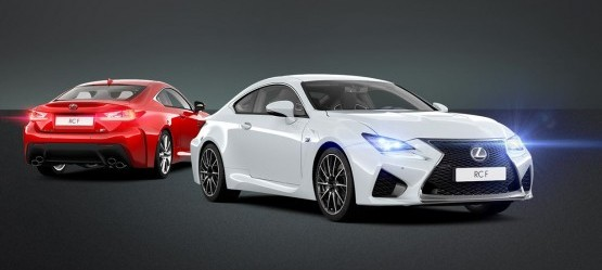 Are You Looking For a Premium Quality Car? The Lexus RC F is What You Need