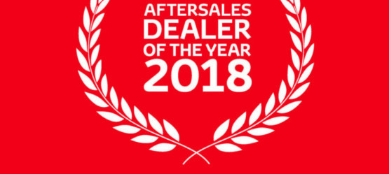 2018 Toyota After Sales Dealer of the Year