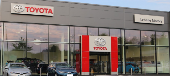 Cork's newest Toyota Car Dealership