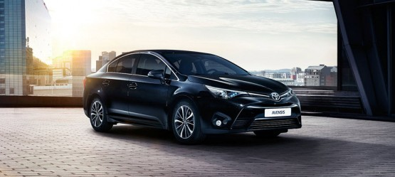 Looking To Change Your Car? Introducing The New Toyota Avensis